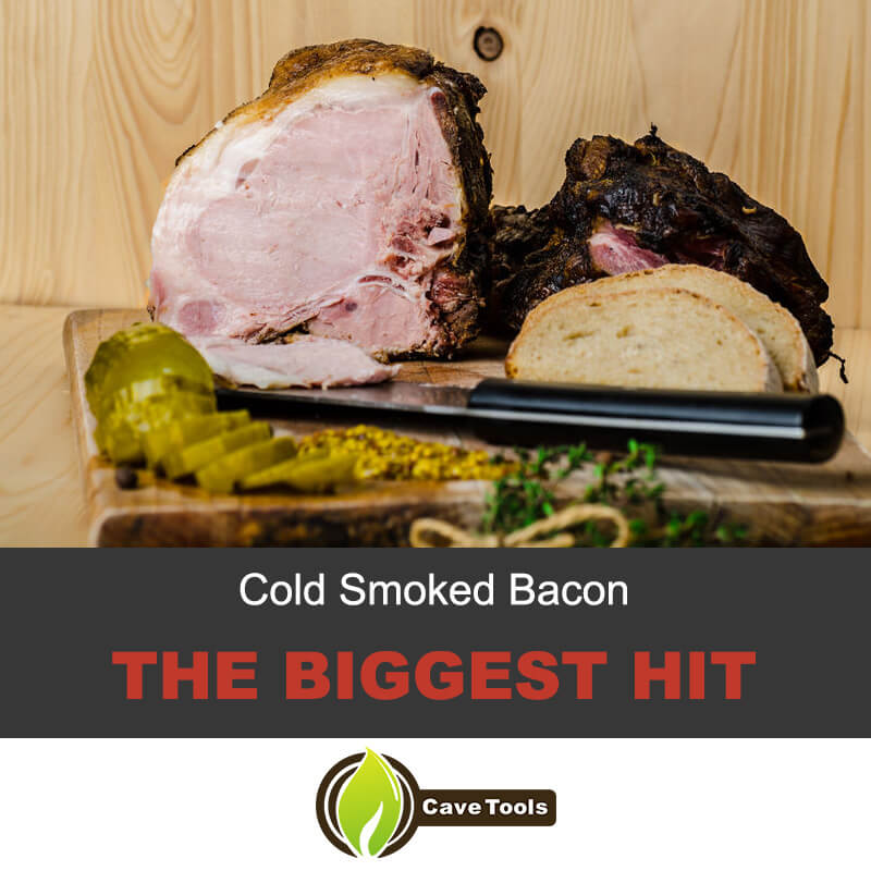 Cold Smoked Bacon The Biggest Hit