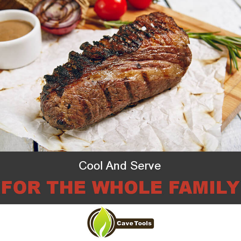 Cool And Serve For The Whole Family