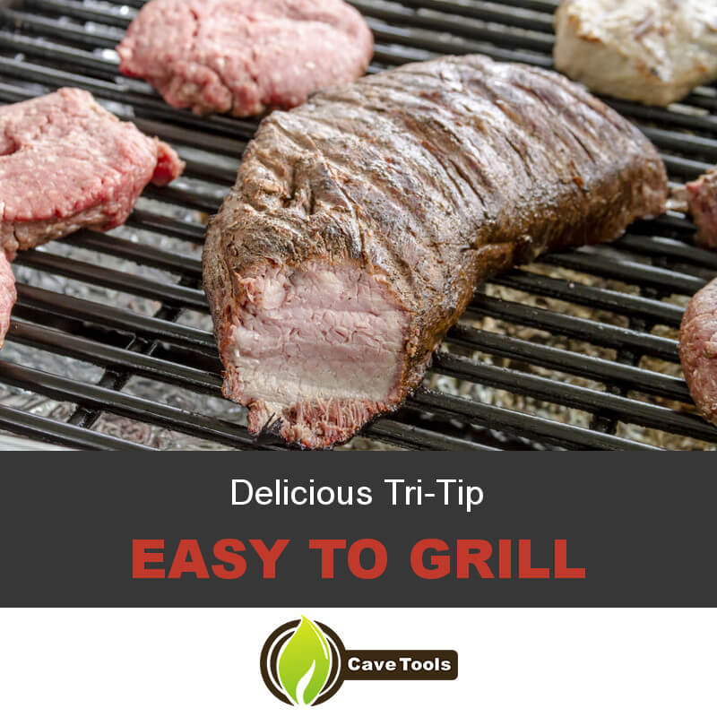 Delicious Tri-Tip Easy To Grill