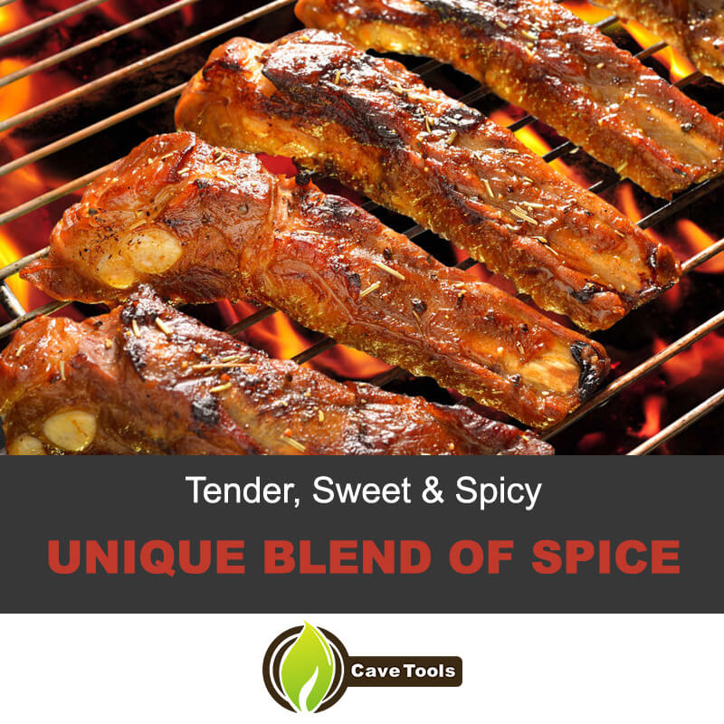 Tender Sweet & Spicy Unique Blend of Spice