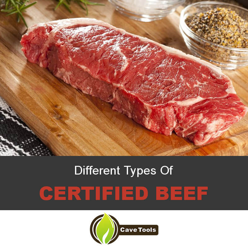 Different Types Of Certified Beef