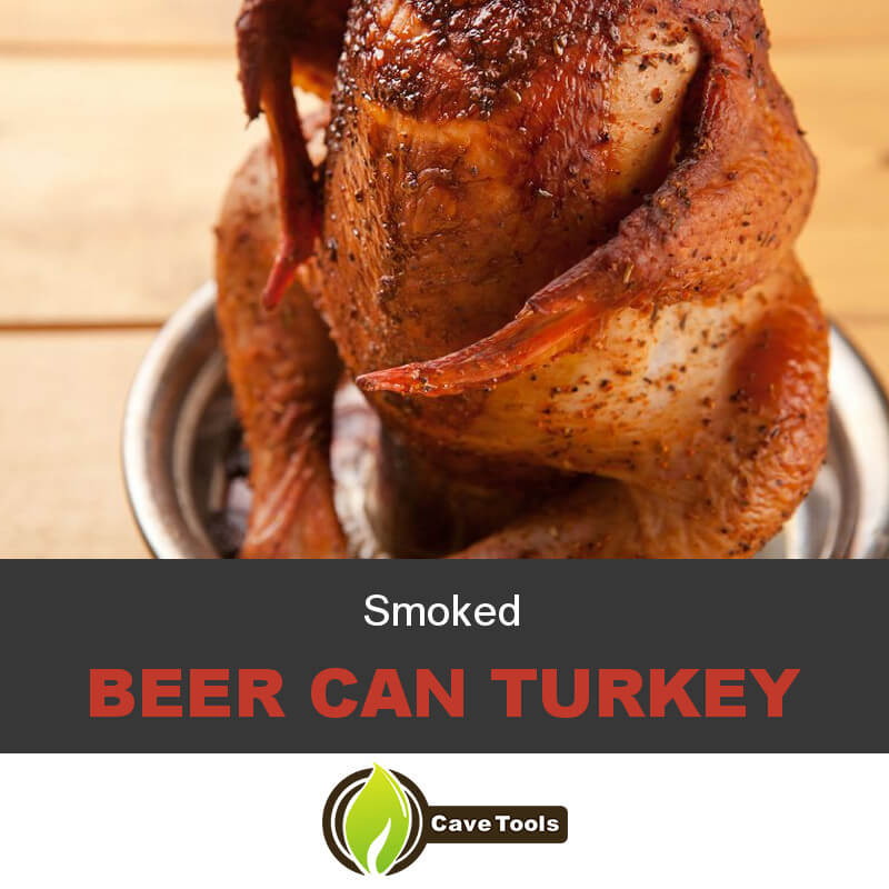 Smoked Beer Can Turkey