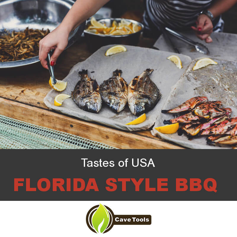 Tastes of USA Florida Style BBQ