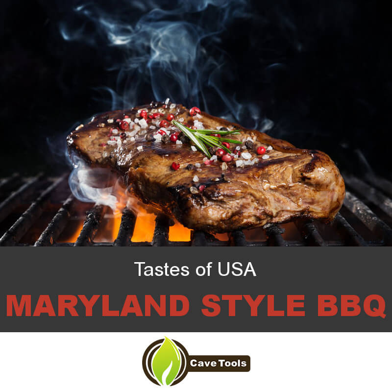 Tastes of USA Maryland Style BBQ