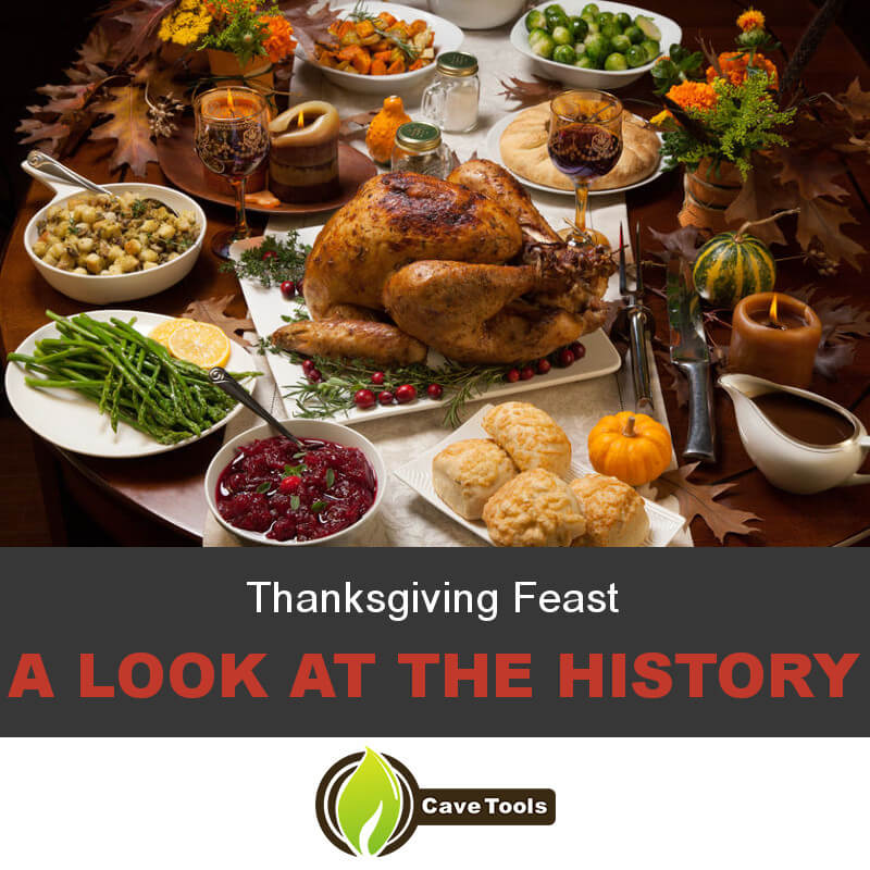 Thanksgiving Feast A look at the history