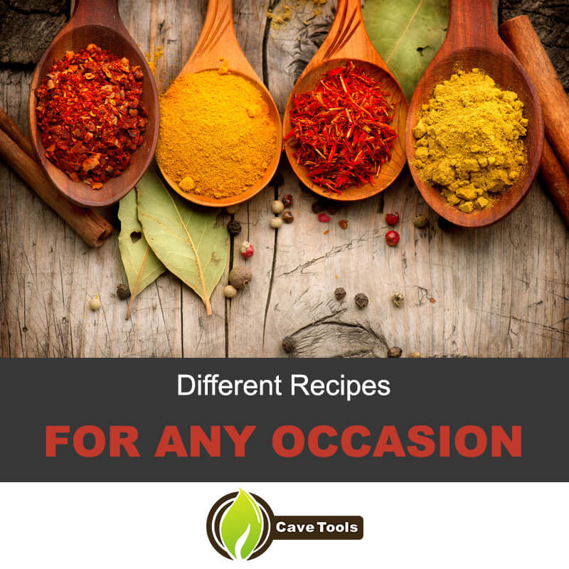Different Recipes For Any Occasion