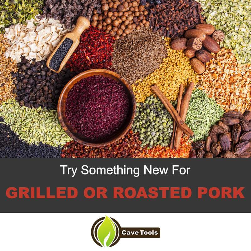 Try Something New For Grilled Or Roasted Pork