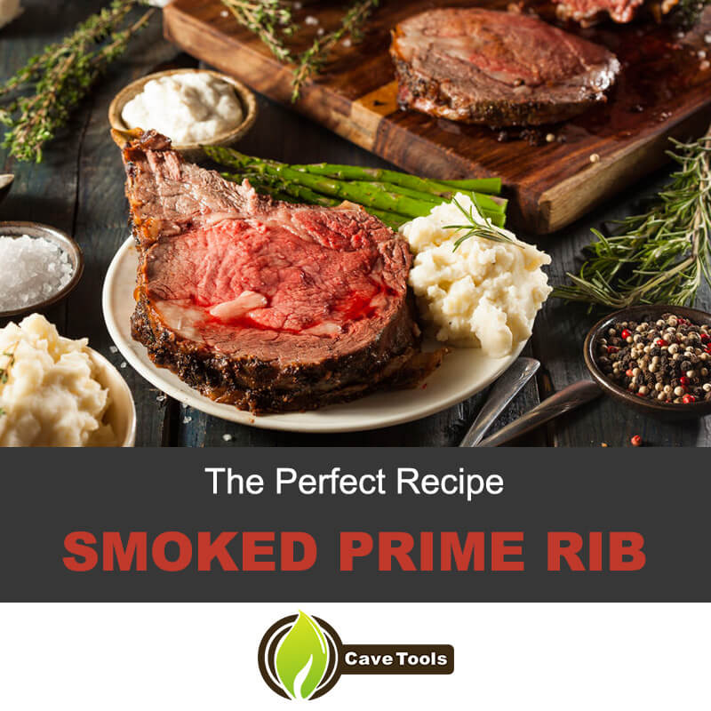 The Perfect Recipe Smoked Prime Rib