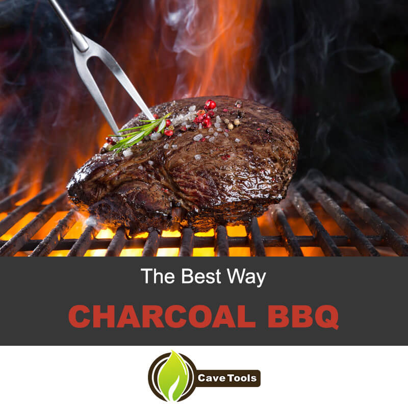 The Best Way Charcoal BBQ