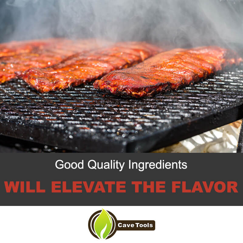 Good Quality Ingredients Will Elevate The Flavor