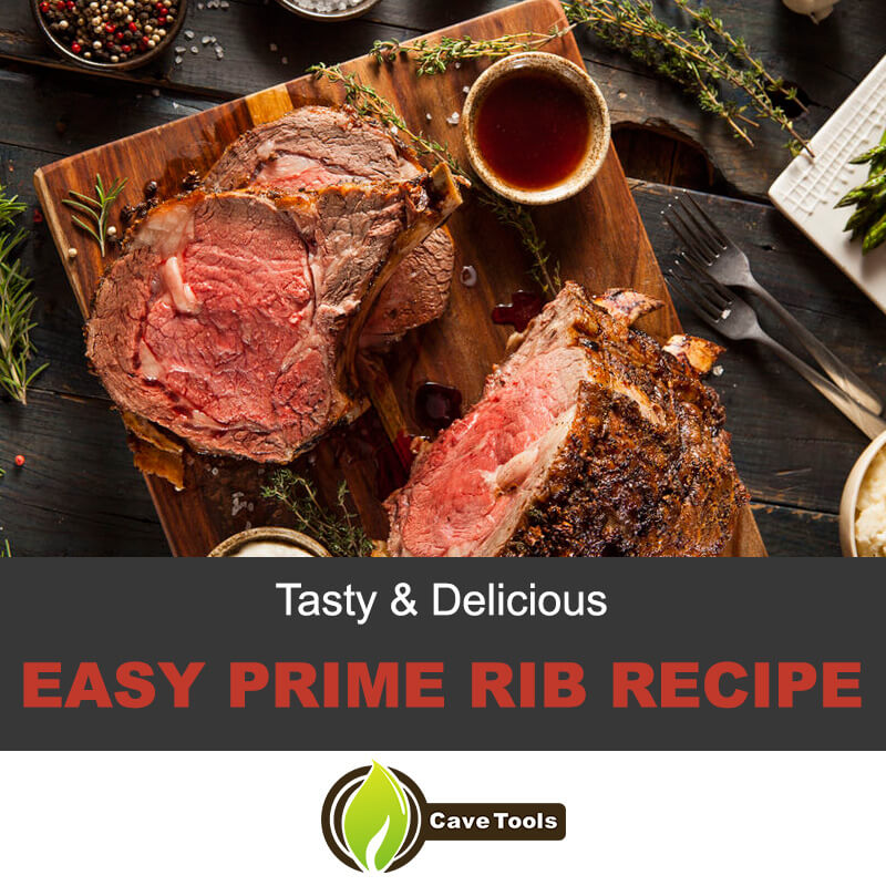 Tasty & Delicious Easy Prime Rib Recipe