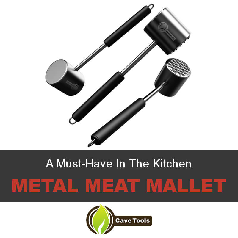 A Must-Have In The Kitchen Metal Meat Mallet