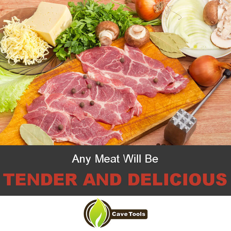 Any Meal Will Be Tender And Delicious