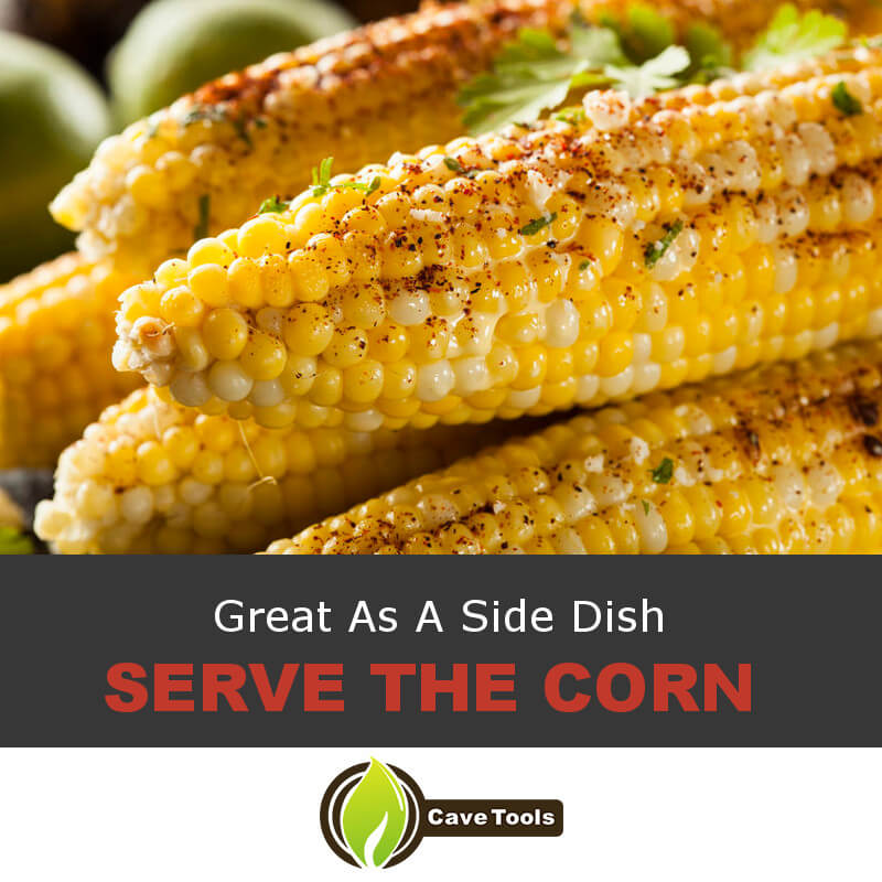 Great As A Side Dish Serve The Corn