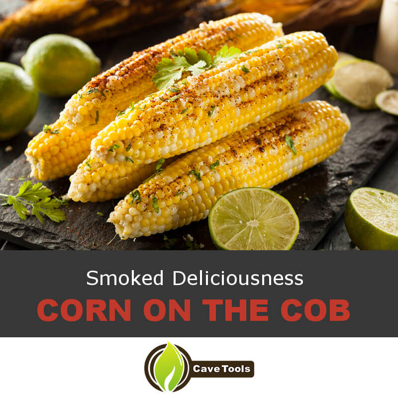 Smoked Deliciousness Corn On The Cob