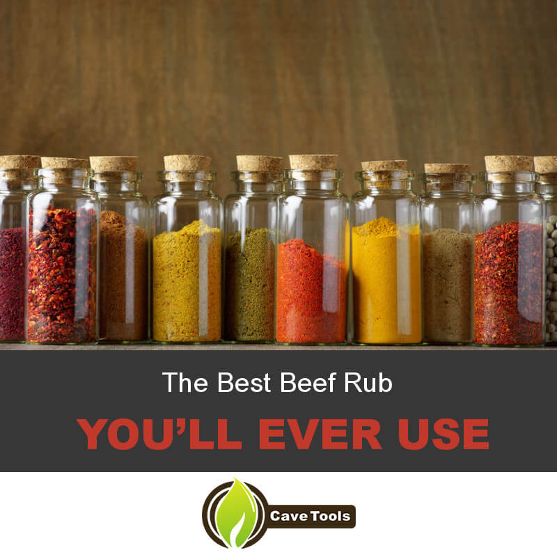 The Best Beef Rub You'll Ever Use