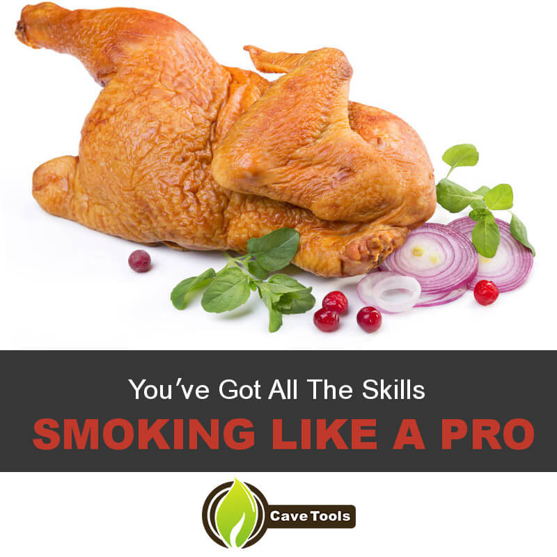 You've Got All The Skills Smoking Like A Pro