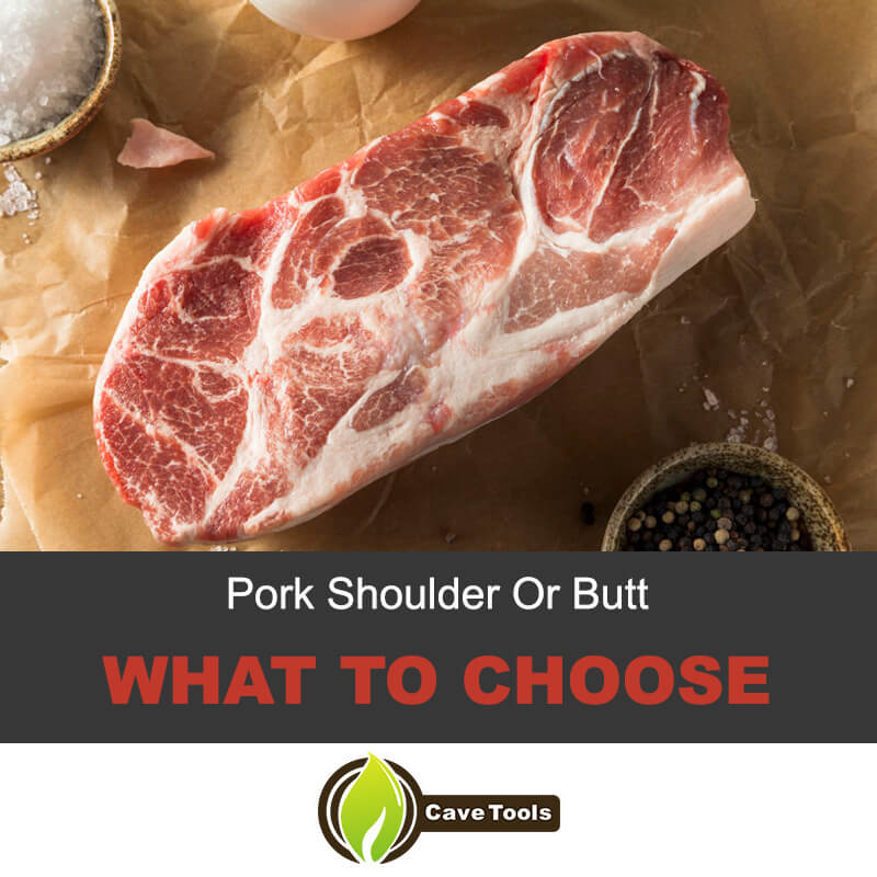 Pork shoulder or Pork Butt