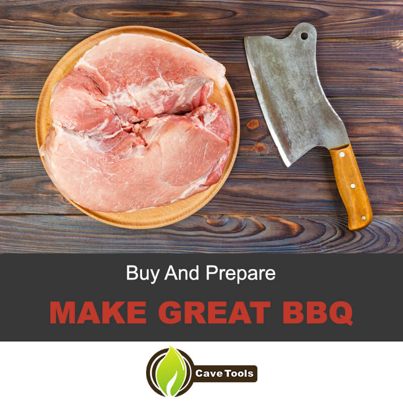 Make great BBQ