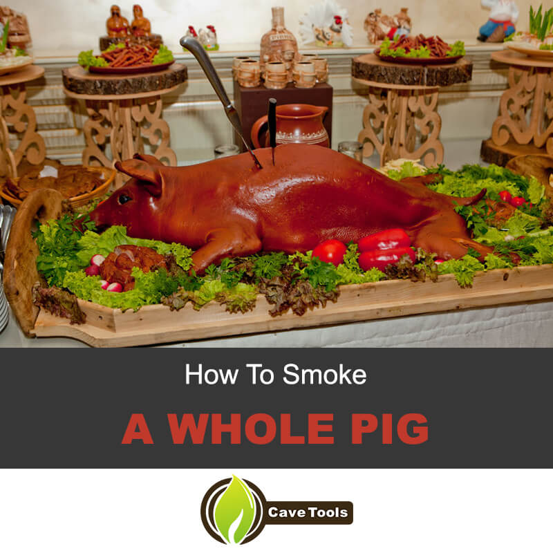 How to smoke a whole pig