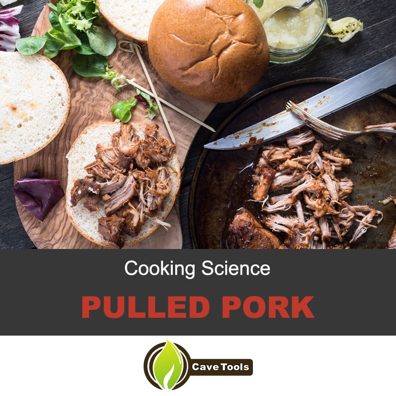 Cooking science for pulled pork