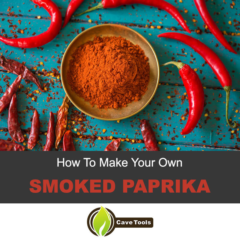 How to make your own smoked paprika