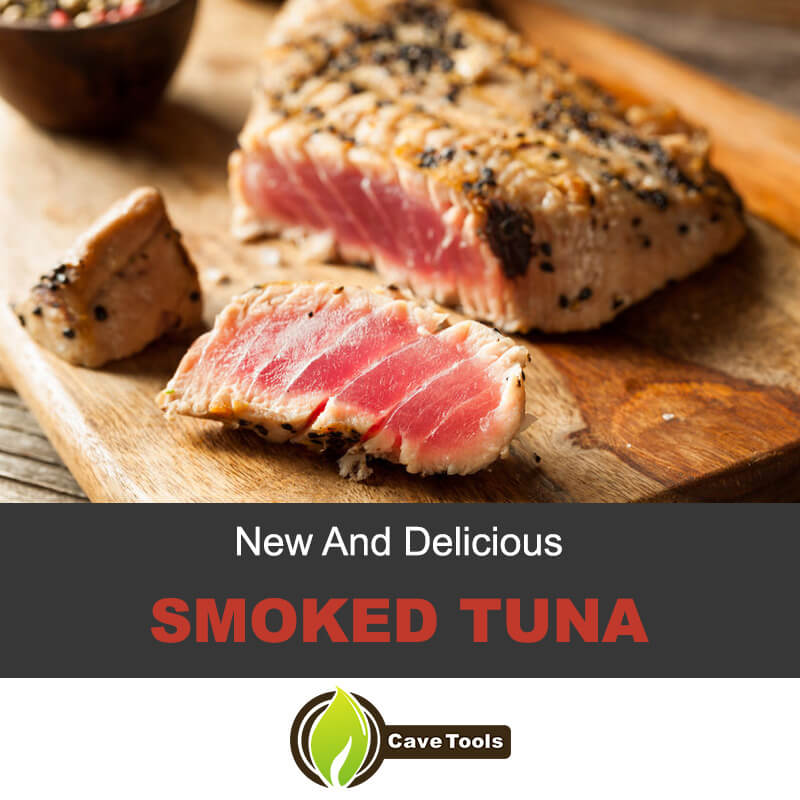 New and delicious smoked tuna