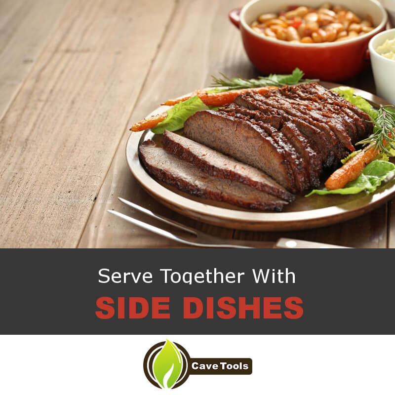 Serve Together With Side Dishes