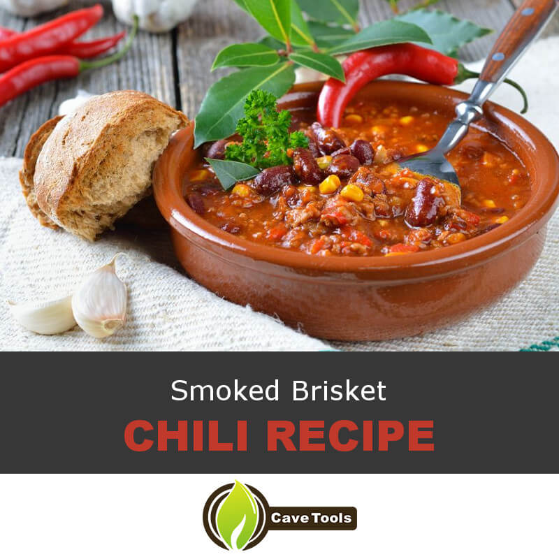 Smoked Brisket Chili Recipe