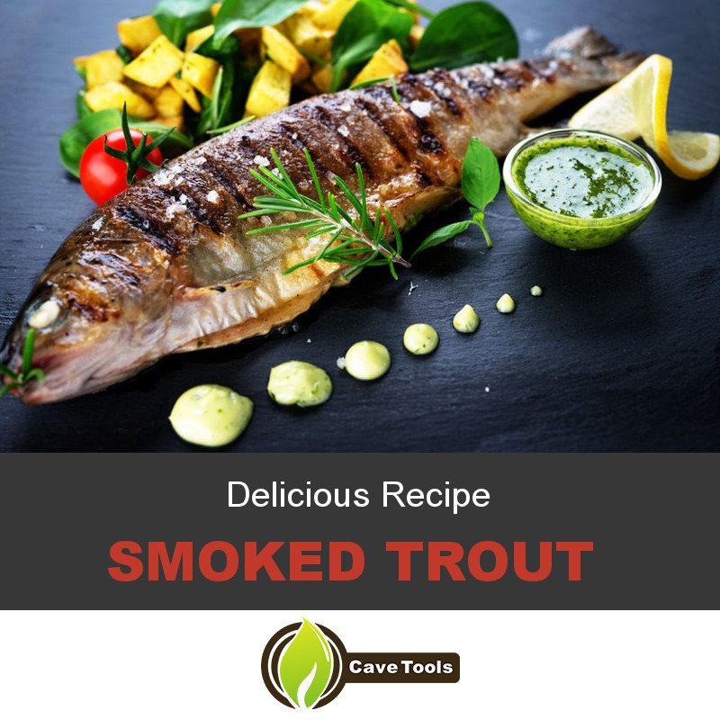 Delicious Recipe Smoked Trout