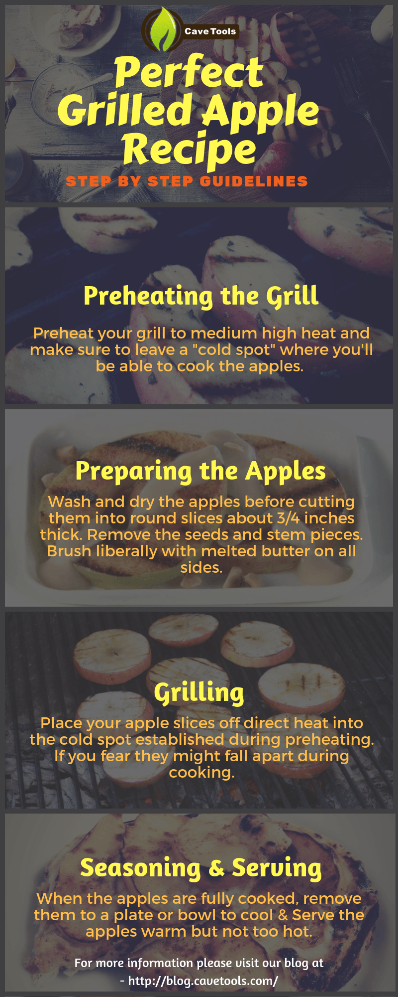 Grilled Apple Recipe