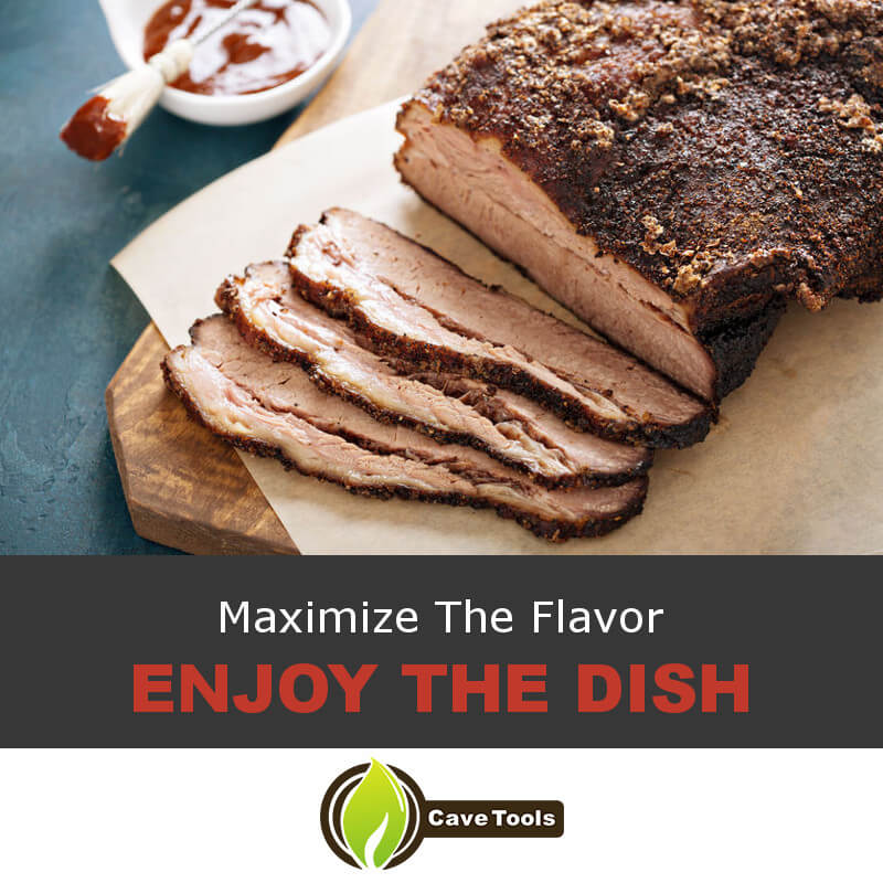 Maximize The Flavor Enjoy The Dish