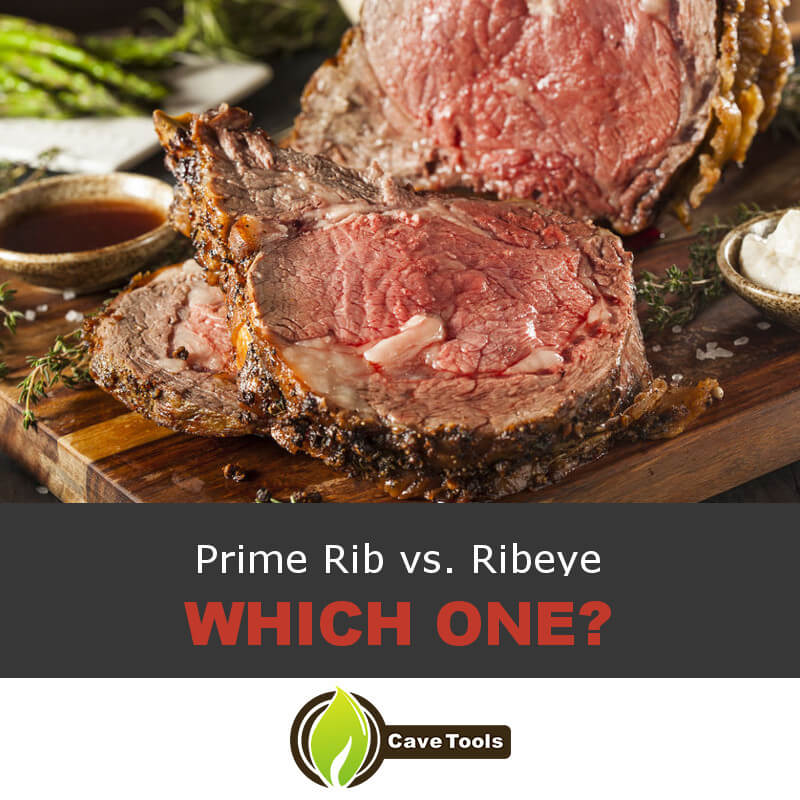 Prime Rib vs. Ribeye Which one