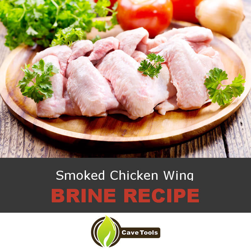 Smoked Chicken Wing Brine recipe