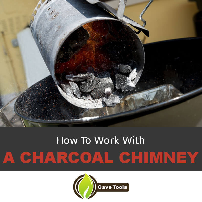 How To Work With A Charcoal Chimney