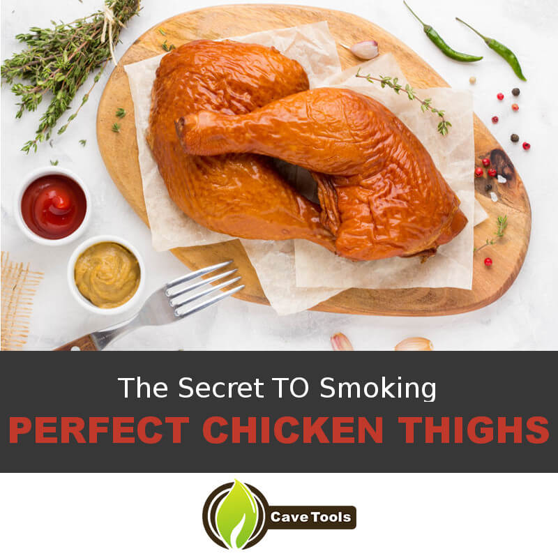 The Secret TO Smoking Perfect Chicken Thighs