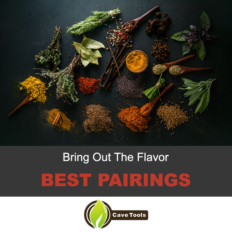 Bring out the flavor with best herb and meat pairings