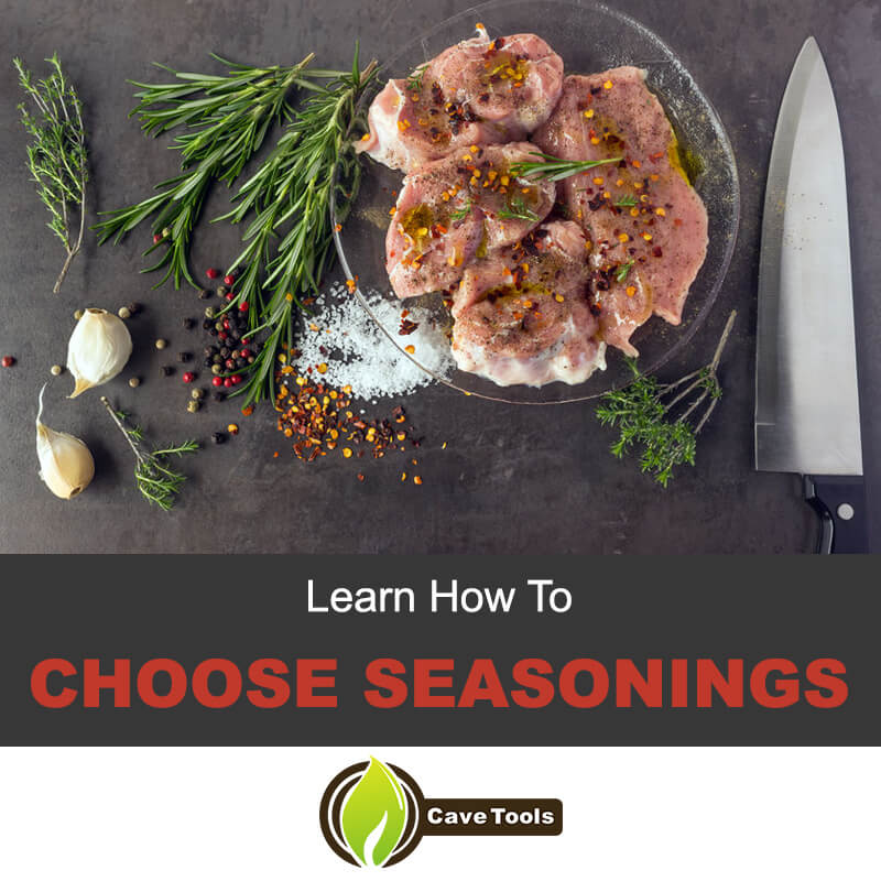 La how to choose seasonings
