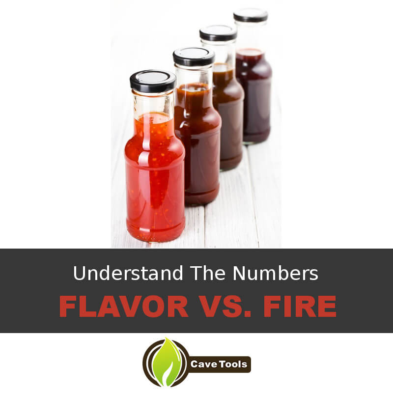 Understand The Numbers Flavor Vs. Fire