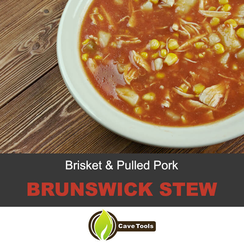 Brunswick Stew With Brisket And Pulled Pork