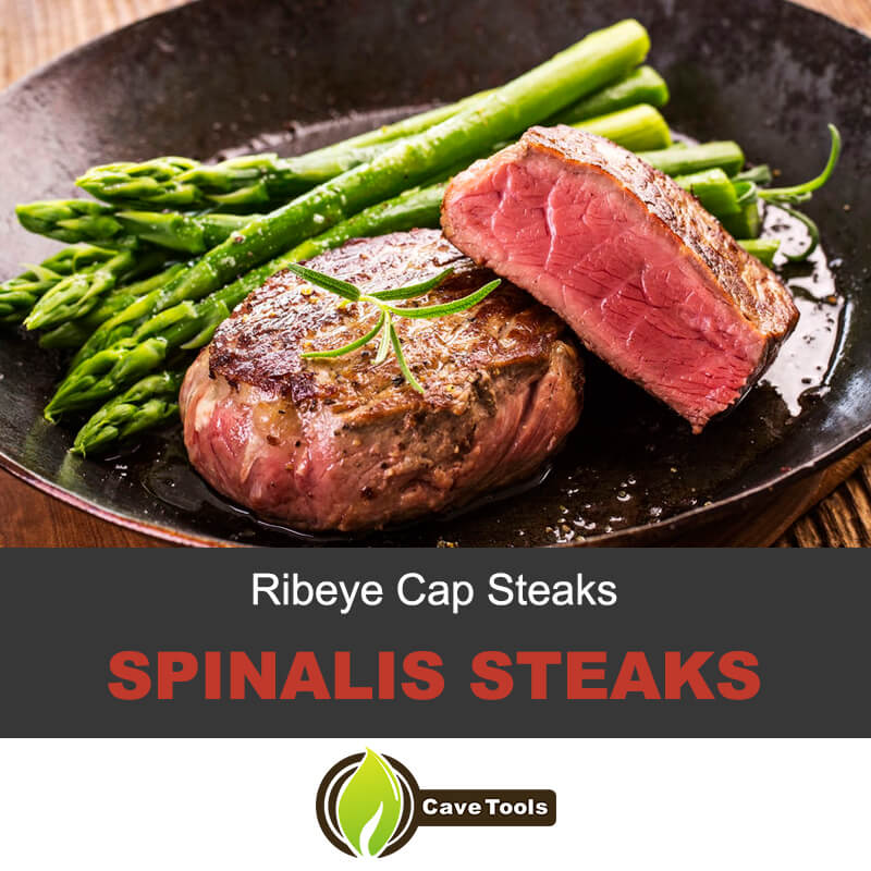 Ribeye Cap Steaks Spinalis Steaks