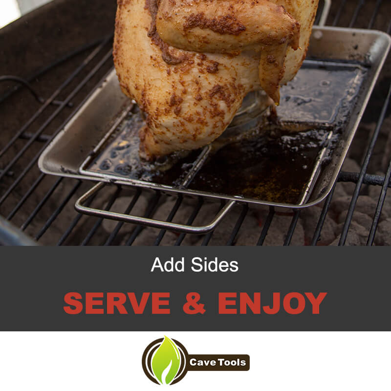 Add sides to your chicken