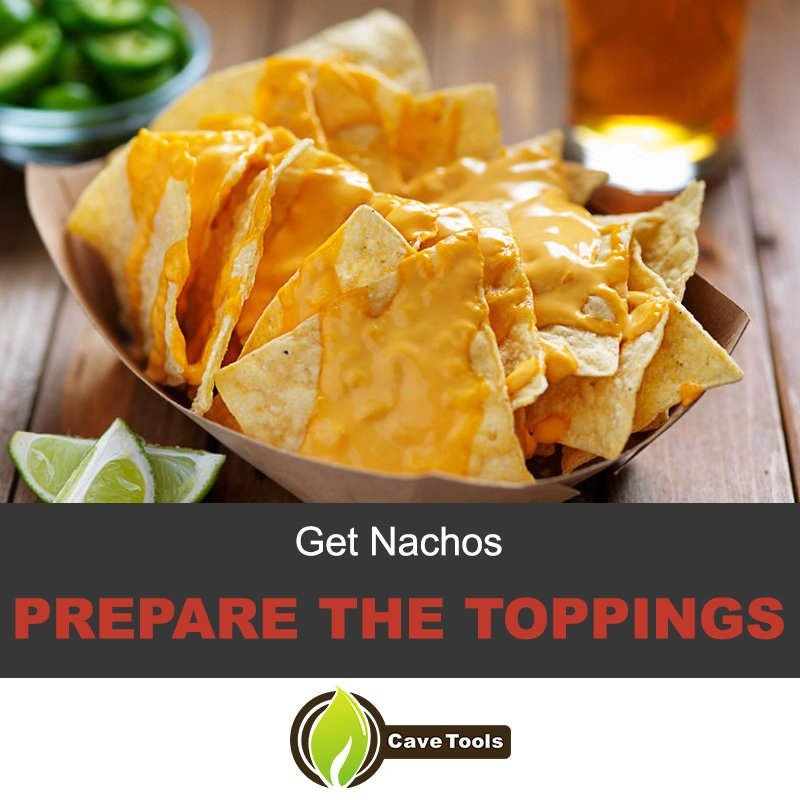 Toppings for nachos