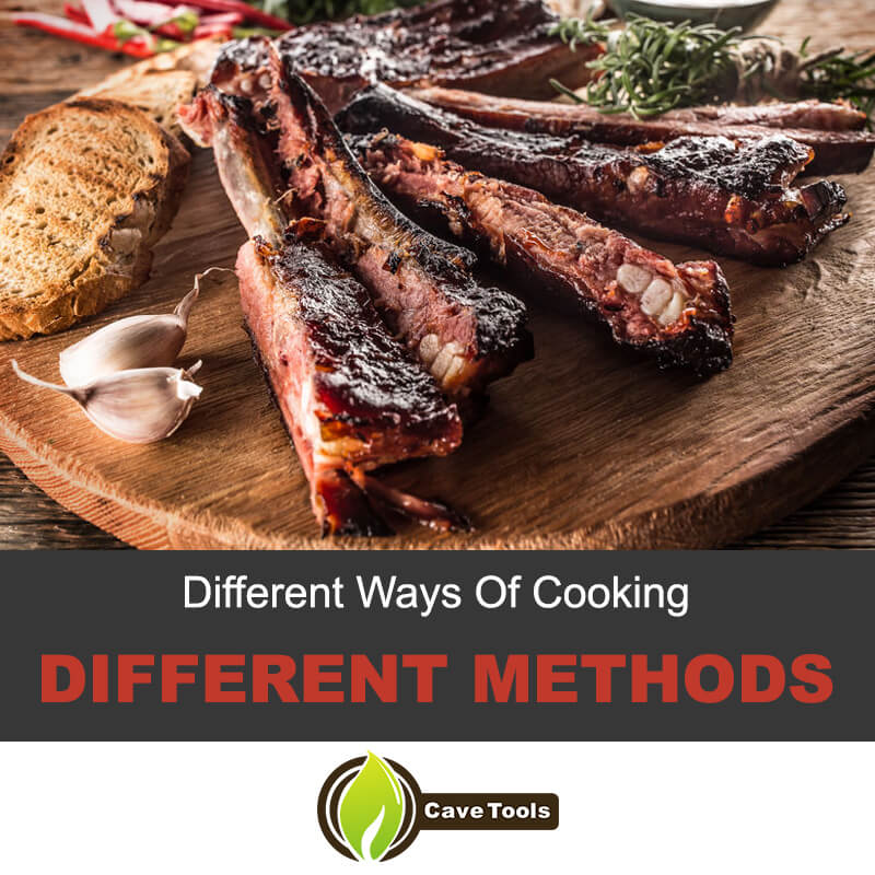 Different cooking methods