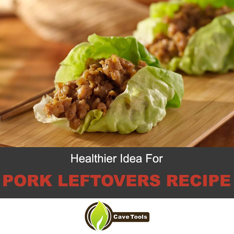 Pork leftovers recipe