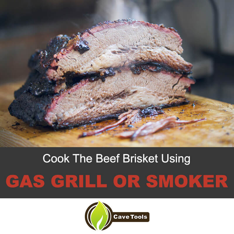 Grill the beef brisket