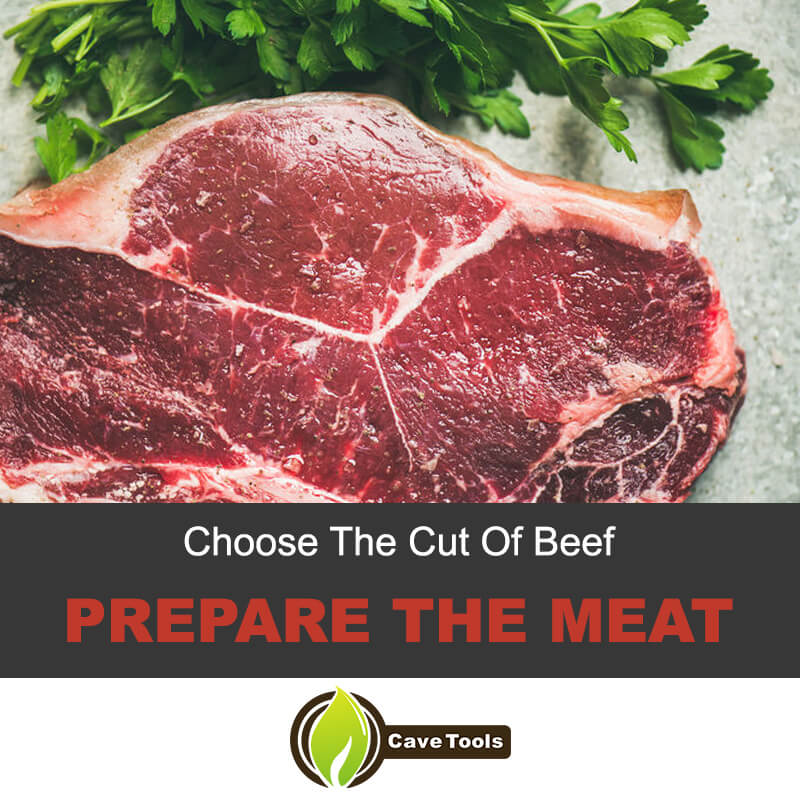 Choose the cut of beef