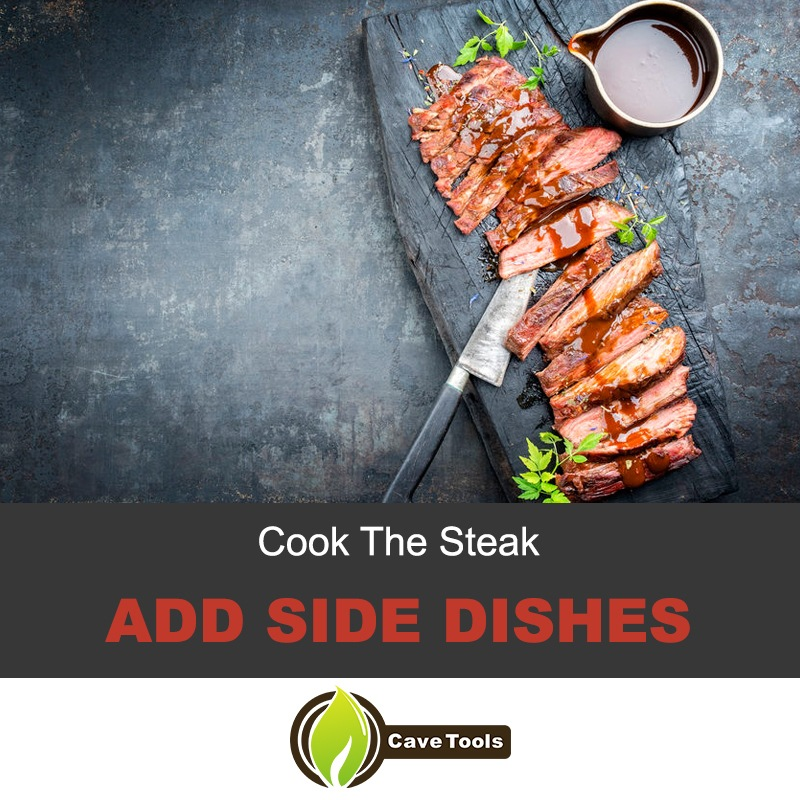 Flank steak side dishes