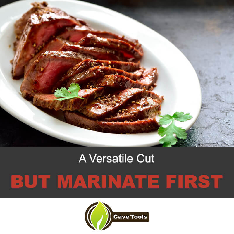 Marinate before grilling