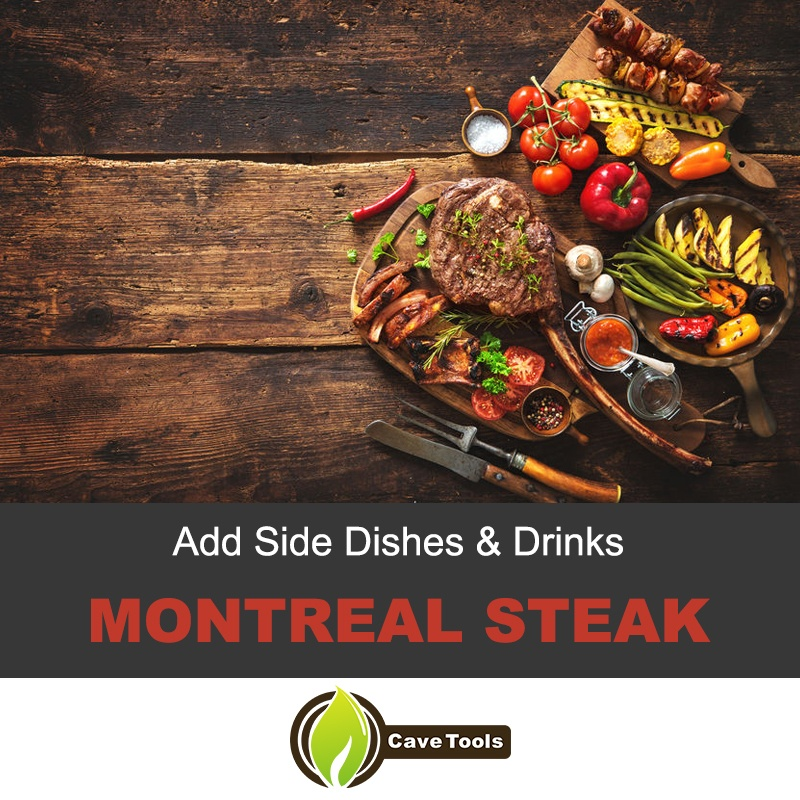 Montreal steak